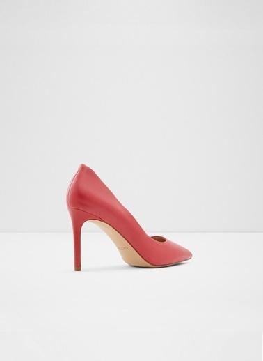 Aldo Thendan - Kirmizi Kadin Topuklu Ayakkabi Kırmızı
